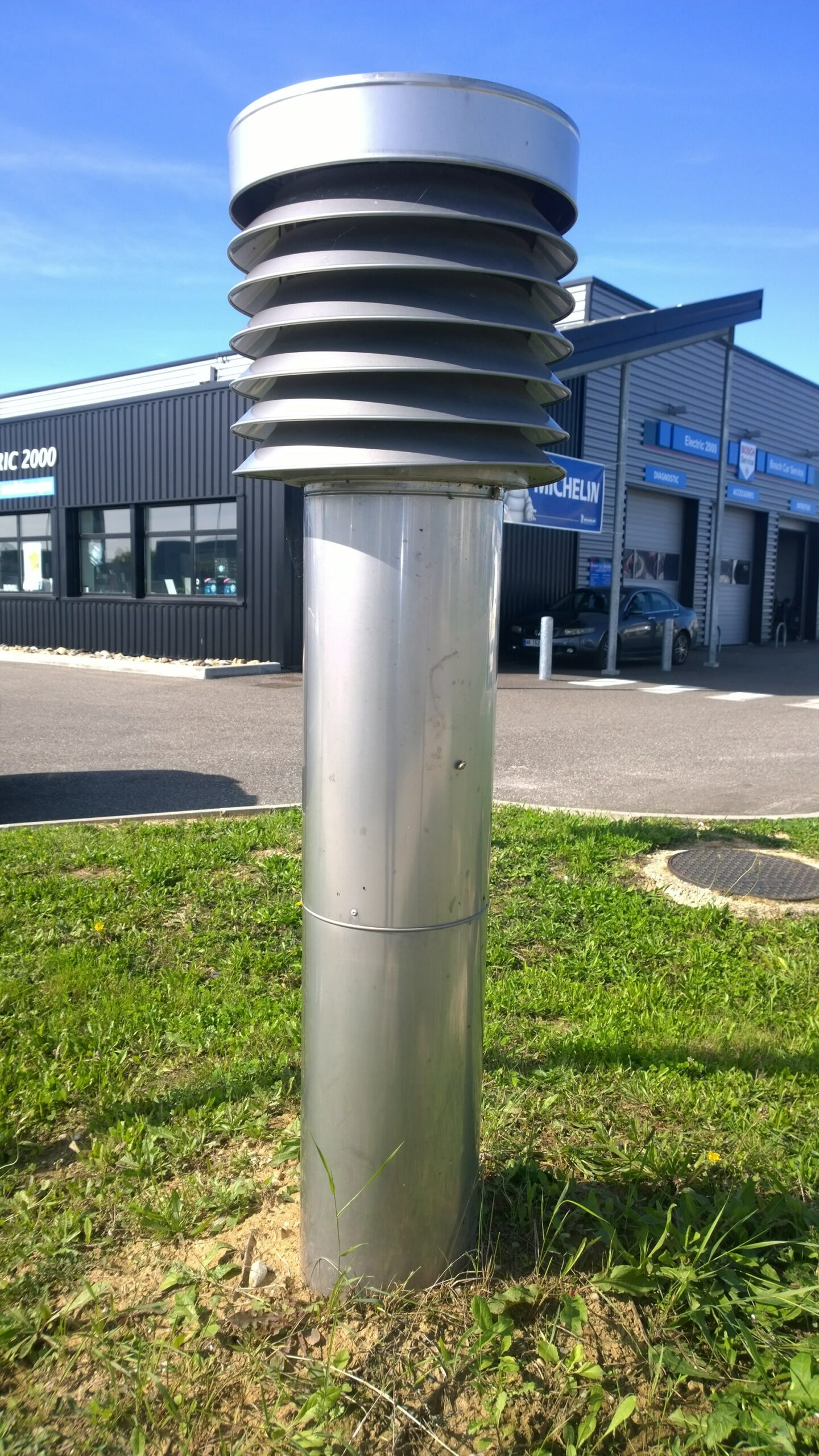 Garage electric mobile Bosch car service agen